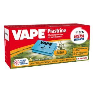 VAPE Ricarica Piastrine Extra 20pz.