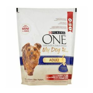 ONE Mini Dog Adulto Manzo/Riso 800 gr