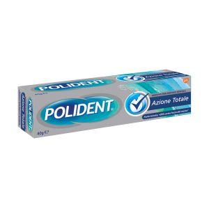 POLIDENT Crema Adesiva Azione Totale 40gr
