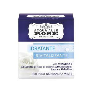 ACQUA ALLE ROSE Crema Viso Idratante  Rivitalizzante 50 ml