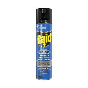 RAID Mosche-Zanzare Spray 400 ML