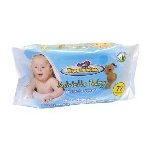 RISPARMIO CASA Baby Salviette Idratanti 72pz