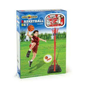 RISPARMIO CASA Canestro Basket Piccolo H 181 cm 54,5x181 cm