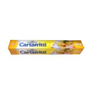 RISPARMIO CASA Cartafritti 20 pezzi