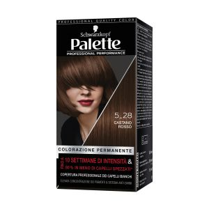 SCHWARZKOPT Palette Professional Performance 5-28 Castano Rosso