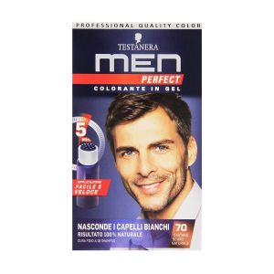 SCHWARZKOPF Men Perfect Colorazione 70 Castano Scuro
