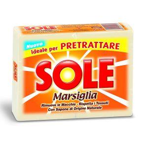 SOLE Marsiglia Sapone Bucato 2 Pezzi