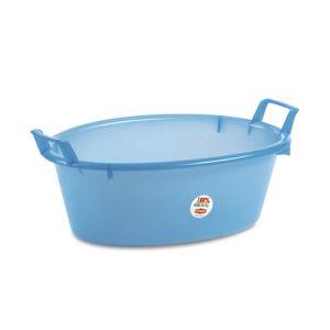 STEFANPLAST Bacinella Ovale Azzurro 60 cm