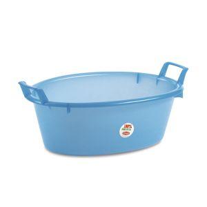 STEFANPLAST Bacinella Ovale Azzurro 70 cm