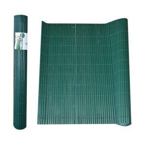 SUMMER LIFE Recinzione in PVC 1x3 mt con Siepe