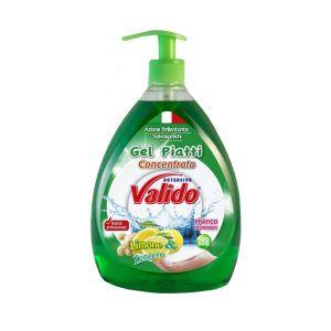 VALIDO Piatti Limone e Zenzero Dispenser 1 L