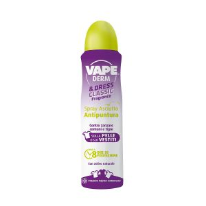 VAPE Derm&Dress Repellente Spray Anti-Zanzare 150ml