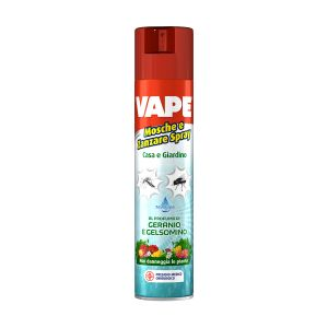 VAPE Repellente Mosche e Zanzare Spray 400 ml