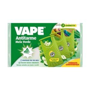 VAPE Gabbietta Antitarme Mela Verde 3pz.