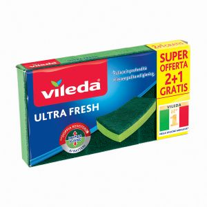 VILEDA Power Ultra Fresh 2+1 pezzi