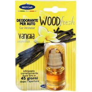 MGT Deodorante per Auto Wood Vaniglia